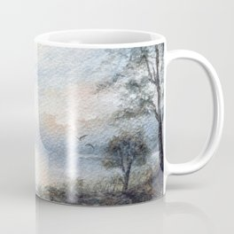 Lakeside Stroll Coffee Mug