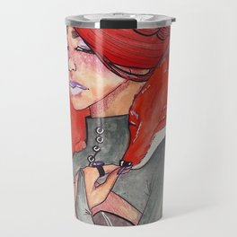 Fox Witch Travel Mug