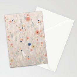 Vintage ranunculas Stationery Cards