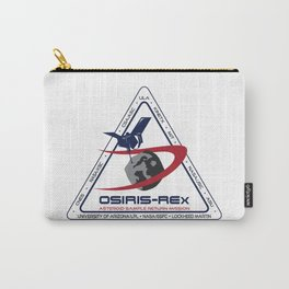 OSIRIS-REX Science Partners Logo Carry-All Pouch