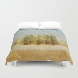 Take A Stand Duvet Cover