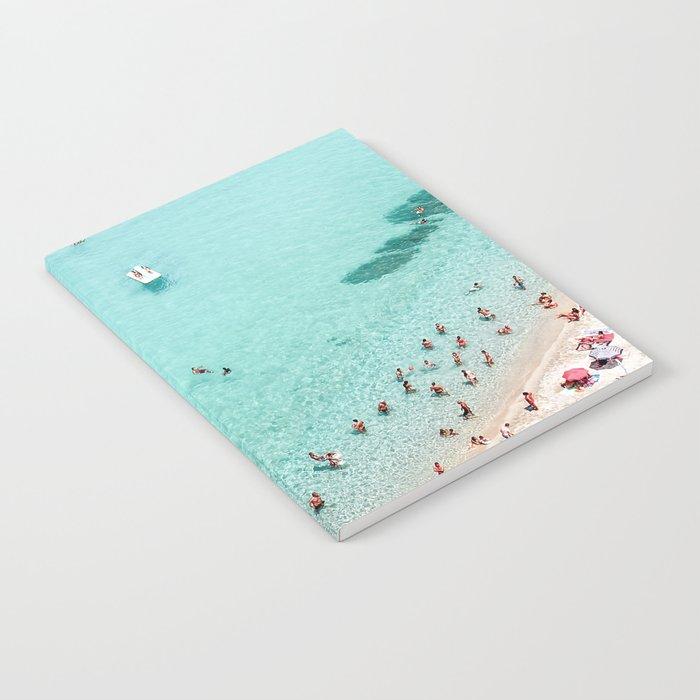 Beach Day Notebook