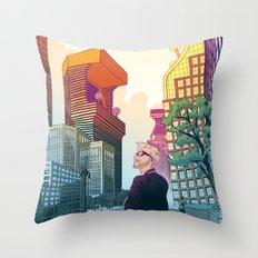 Gamification Throw Pillow