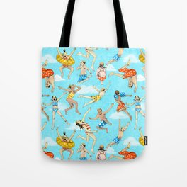 Pool Rats Tote Bag
