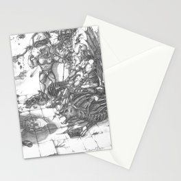 Perch & Gerald Stationery Cards
