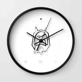 NAMAHAGE Wall Clock