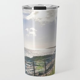Irish landscape Travel Mug