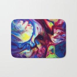 Fluid Color Bath Mat