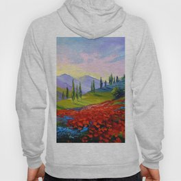 The castle on the mountain Hoody