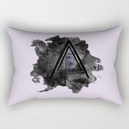 Fellini I Rectangular Pillow