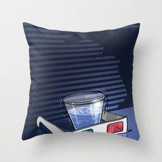 KWeb #5 : Jurrassic Park 3D Throw Pillow