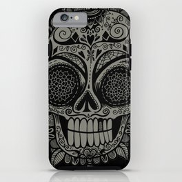 Dead Head iPhone Case