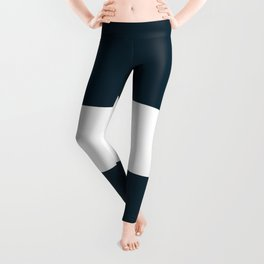 minimalism 8- color of the year 2020 classic blue Leggings