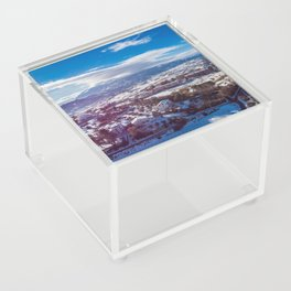 Shrouded Acrylic Box