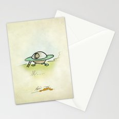First Contact! Stationery Cards