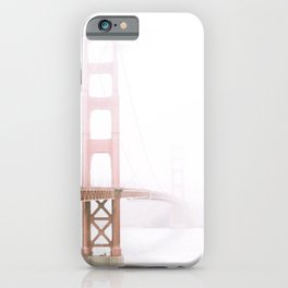 Golden Gate, San Francisco iPhone Case
