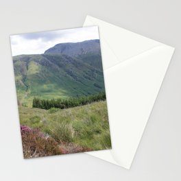 A view of Ben Nevis, Scotland Stationery Cards