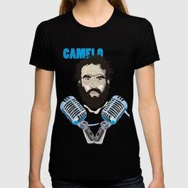 Marcelo Camelo - Los Hermanos T-shirt