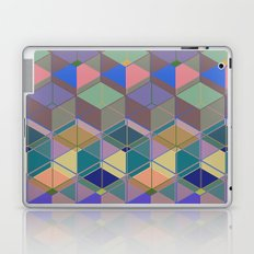 Cube Geometric V Laptop & iPad Skin