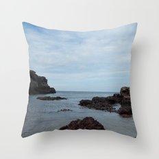 Out To Sea! Throw Pillow