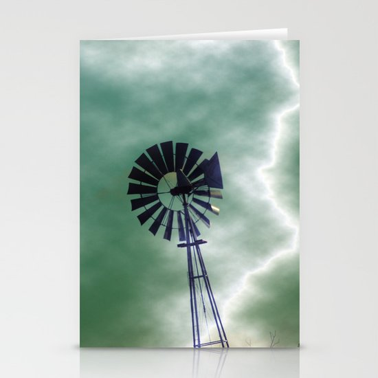 Blown Away Stationery Cards