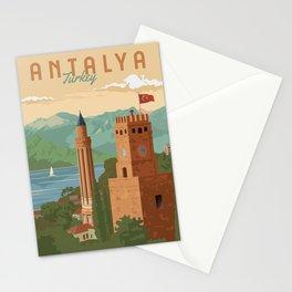 Antalya Stationery Cards