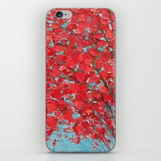 Highlands Red Maple iPhone & iPod Skin