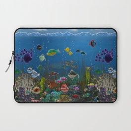 Underwater Love Laptop Sleeve