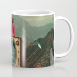 Mother Protect Me from the Sadness of this World Coffee Mug