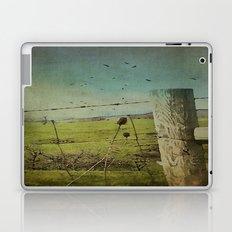 Wild West Fence  Laptop & iPad Skin