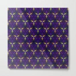 Pattern Eleonora Metal Print