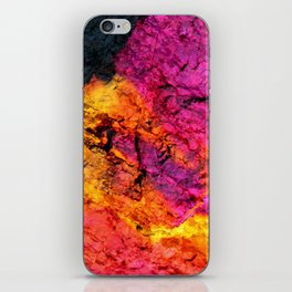 Gradients Rock iPhone Skin