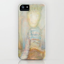 Greeting iPhone Case