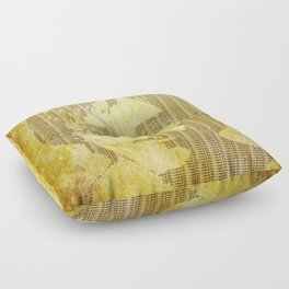There is a MAGI in Imagine Floor Pillow
