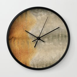 Creeping Decay Wall Clock
