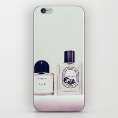 the scent ver.pink iPhone & iPod Skin