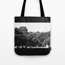 From the earth to the sky Tote Bag