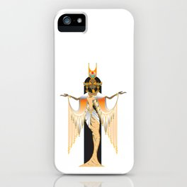 Isis iPhone Case