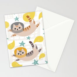 Simba the cat Stationery Cards