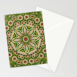 Starry night for bohemians Stationery Cards