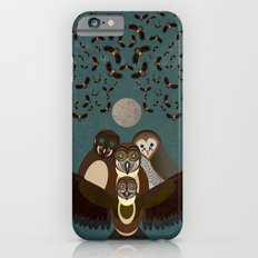 Owls in the Sky iPhone 6s Slim Case