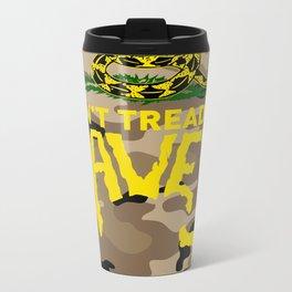 CAVES Metal Travel Mug