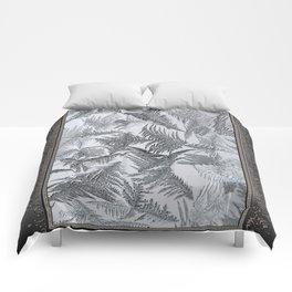 Window Frost Comforters