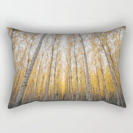 Boardman Trees Rectangular Pillow