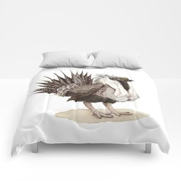 Greater Sage-Grouse Comforters