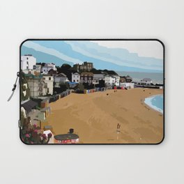 Broadstairs Beach Laptop Sleeve