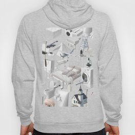 Cracking The White Objects Code Hoody