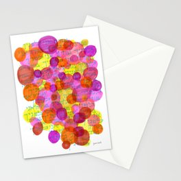 Modeh Ani - Grateful am I before you Stationery Cards