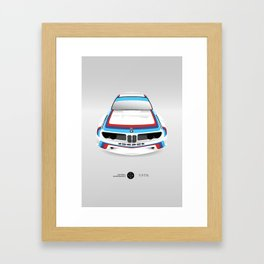CSL 3.0 Framed Art Print