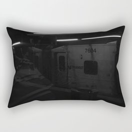 Train In Vain Rectangular Pillow